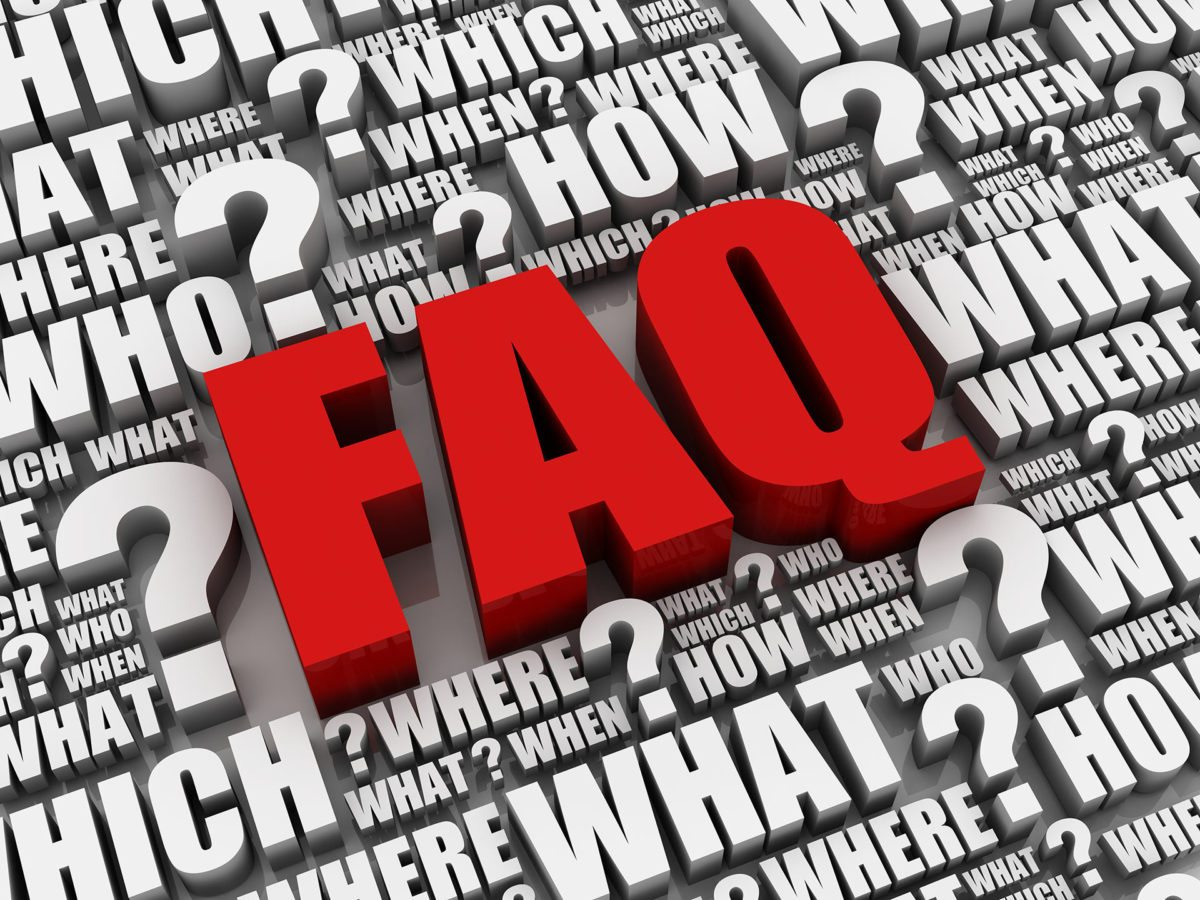 Frequently asked questions about DUI